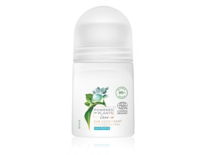 Dove Powered by Plants Eucalyptus roll-on, 50 ml