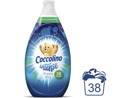 Coccolino aviváž Intense Fresh Sky, 570 ml