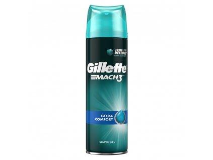 Gillette Mach3 Complete Defense gel na holení, 200 ml