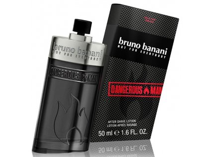 Bruno Banani Dangerous voda po holení, 50 ml