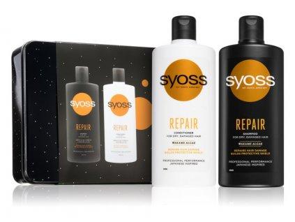 syoss repair darkova sada pro suche a poskozene vlasy
