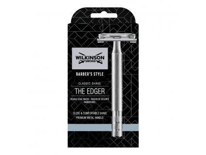 Wilkinson Sword Classic Double Edge holící strojek + žiletky 5 ks