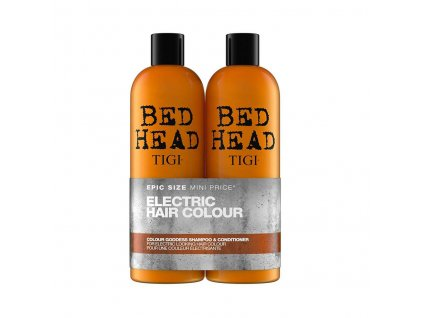 TIGI Bed Head Colour Goddess tween duo šampon + kondicioner, 2x750 ml