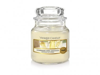 YANKEE CANDLE Homemade Herb Lemonade, 104 g