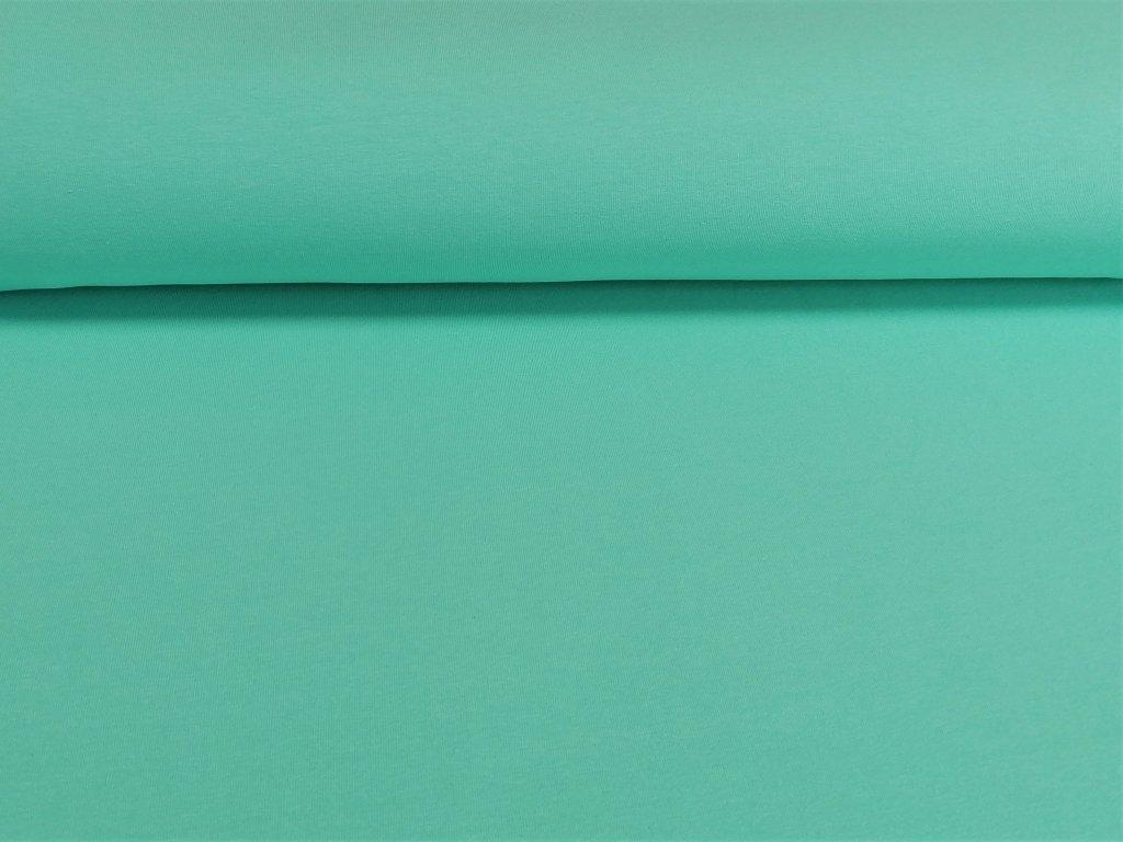 zelený mentol