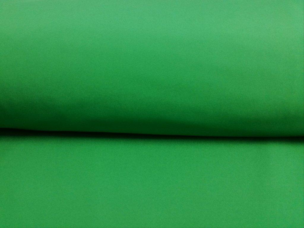 Zimní softshell Zelený 5m