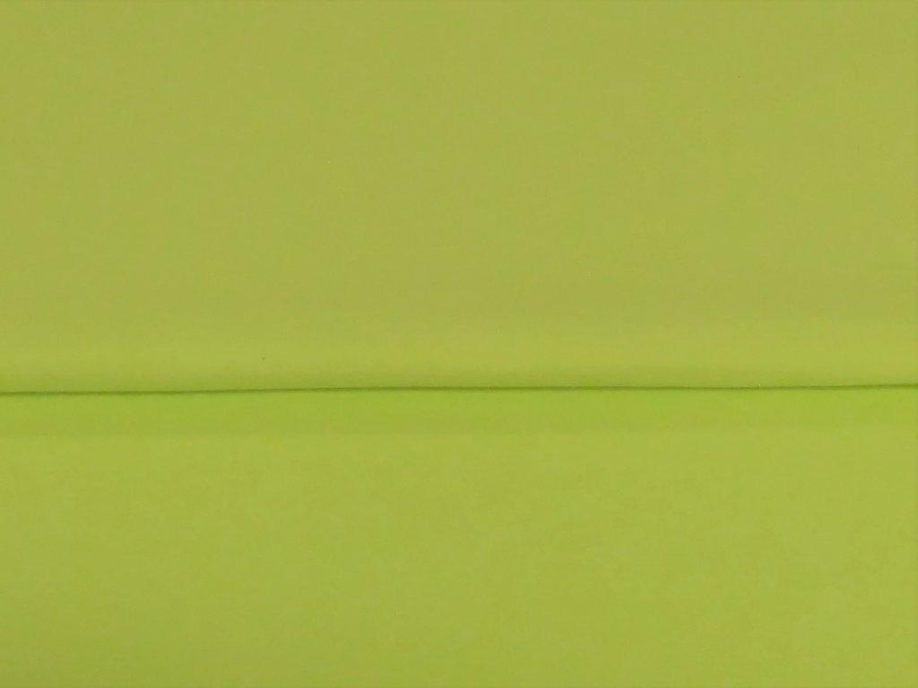 teplakovina neon limetka