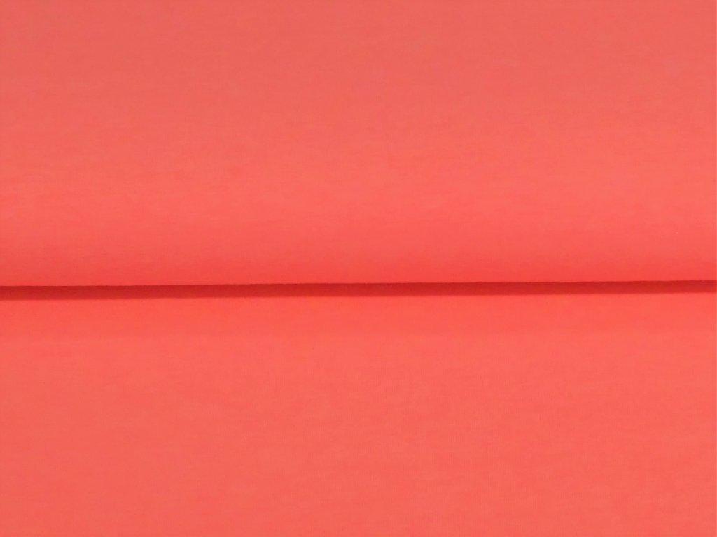 teplakovina neon oranz