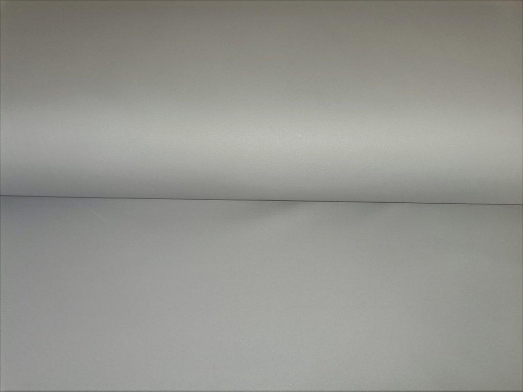 Letní pružný softshell světle šedý 5m