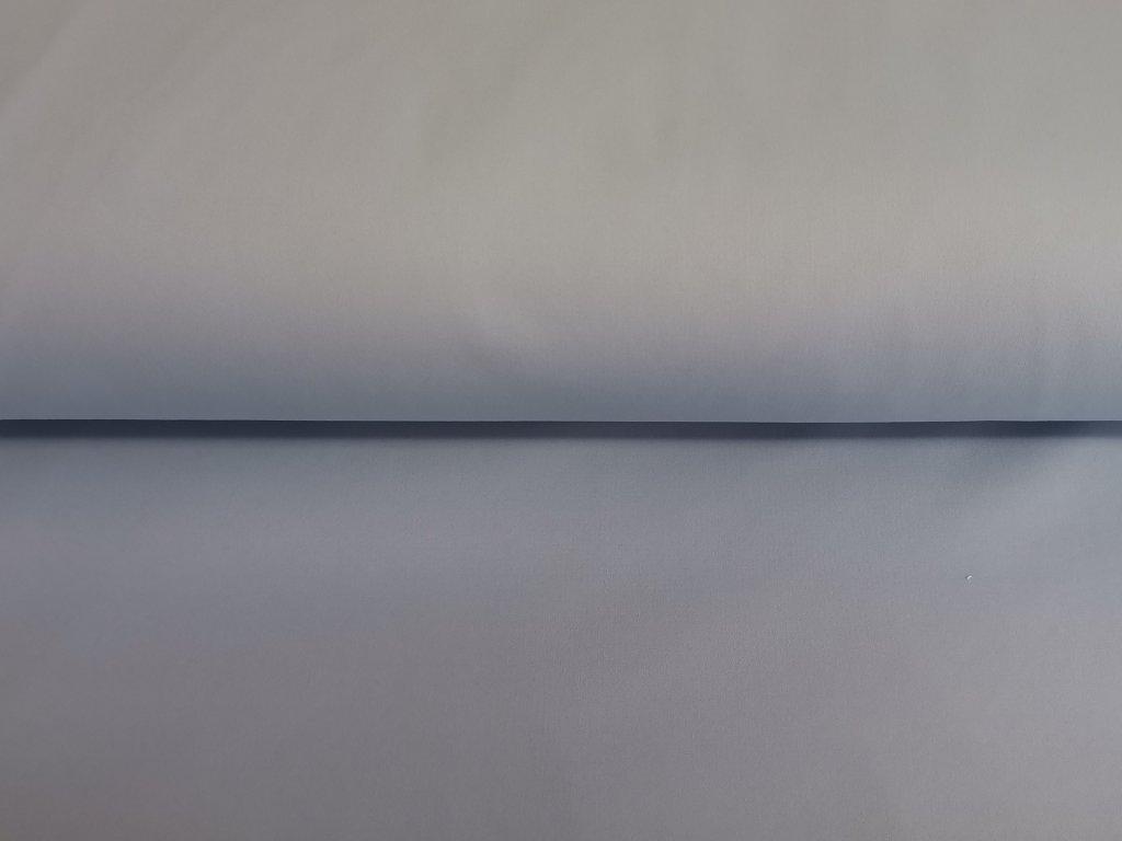 Letní pružný softshell Holubí modř 5m