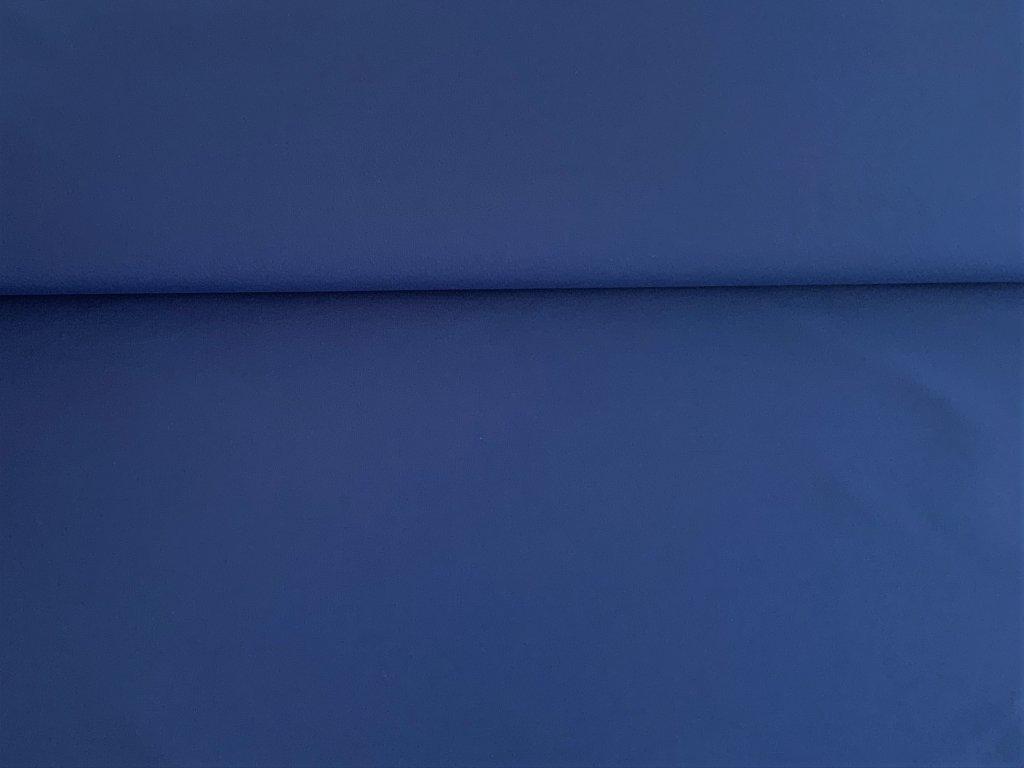 LETNÍ softshell Modrý jeansový 5m