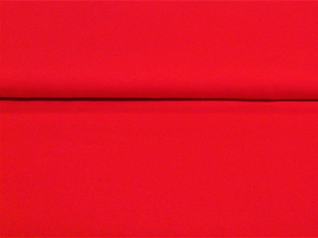 uplet s elastanem cerveny