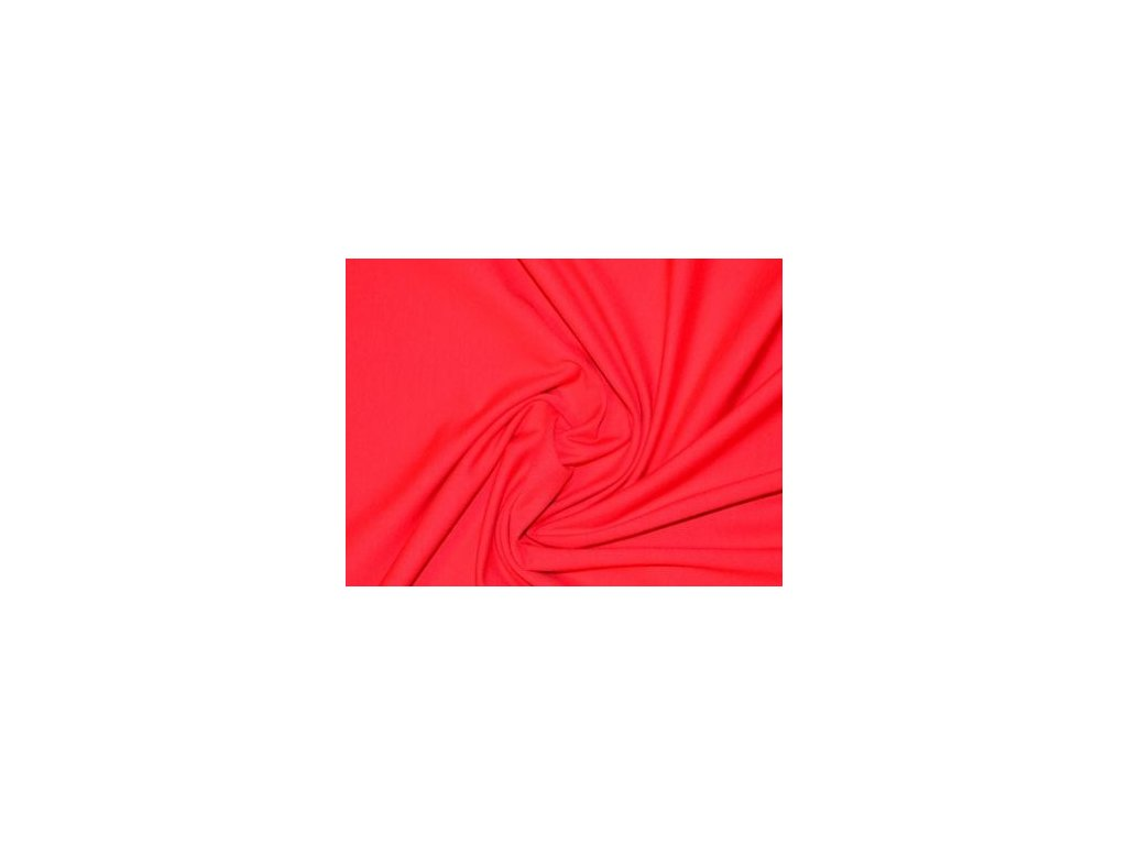 uplet koralove cerveny