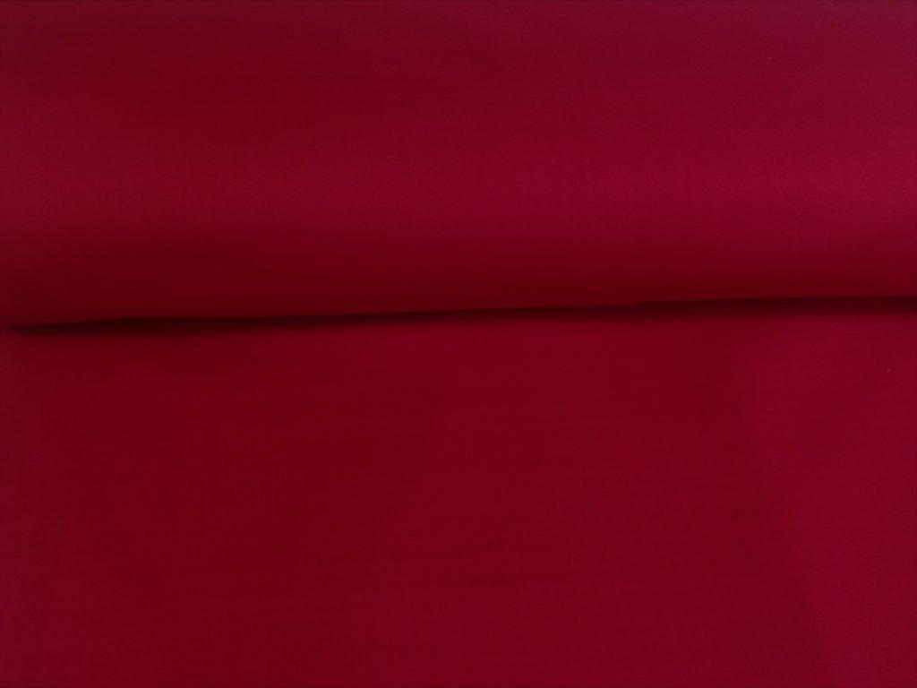 jarní softshell červený melír (4)