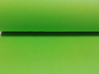 světle zelený náplet