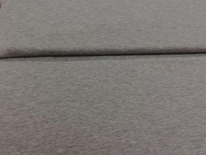 teplákovina šedý melír (4)