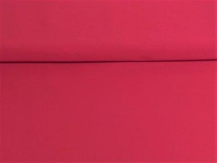 Pružný zimní softshell Fuchsiový 5m