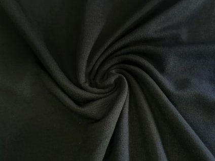 teplakovina bambus cerna detail