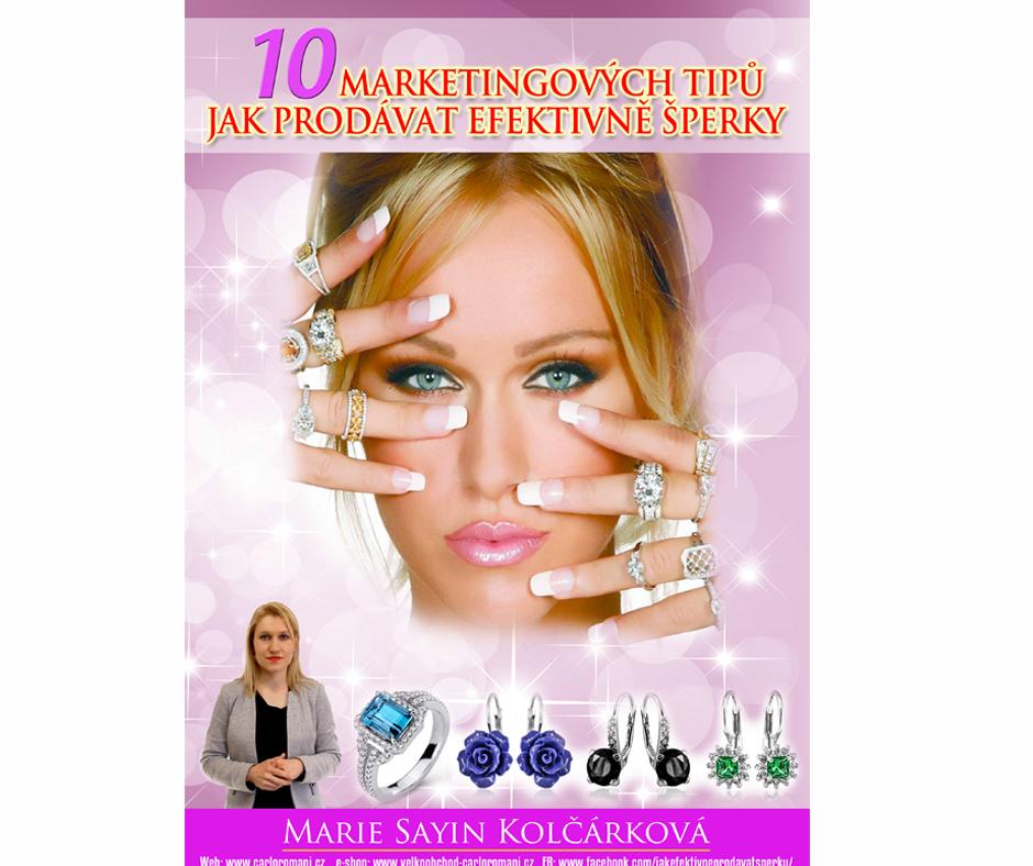 10 marketingových tipů pro Vaši prodejnu se šperky