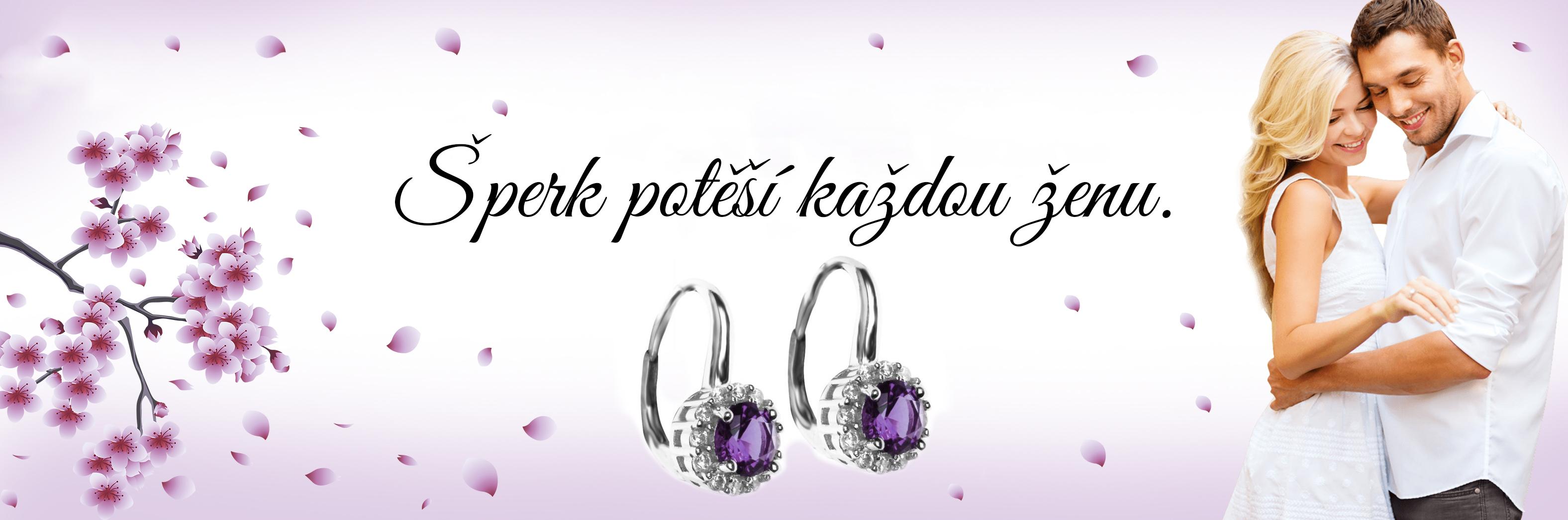 Šperk potěší každou ženu.