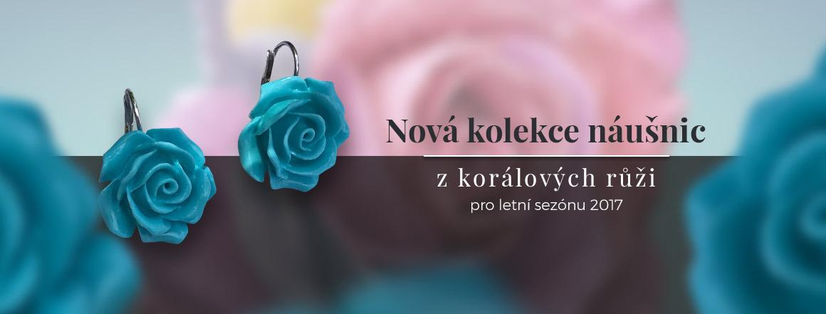 Korálové růže - hit letní sezóny 2017