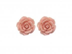 Náunišce korálové růže Naomi  20 mm