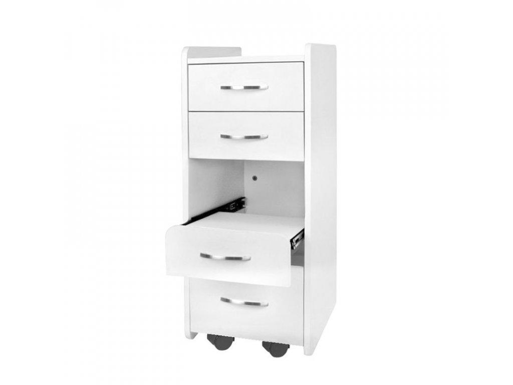 Kosmetická skříňka MINI 969 - bílá
