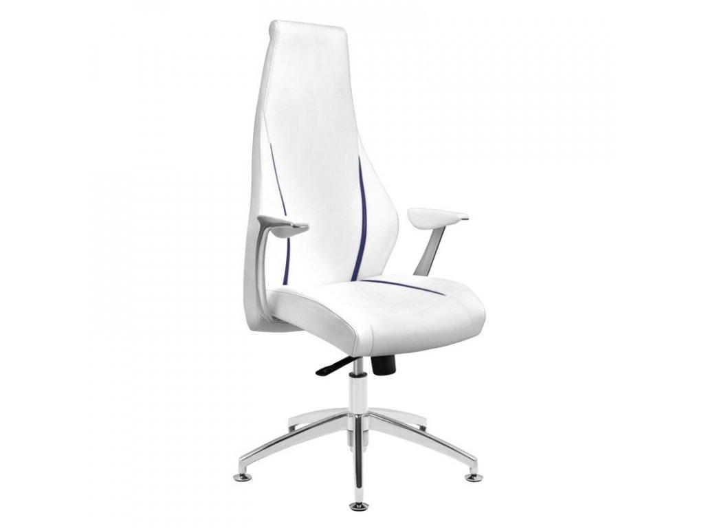Kosmetická židle RICO 106 pro pedikúru a nehtovou modeláž