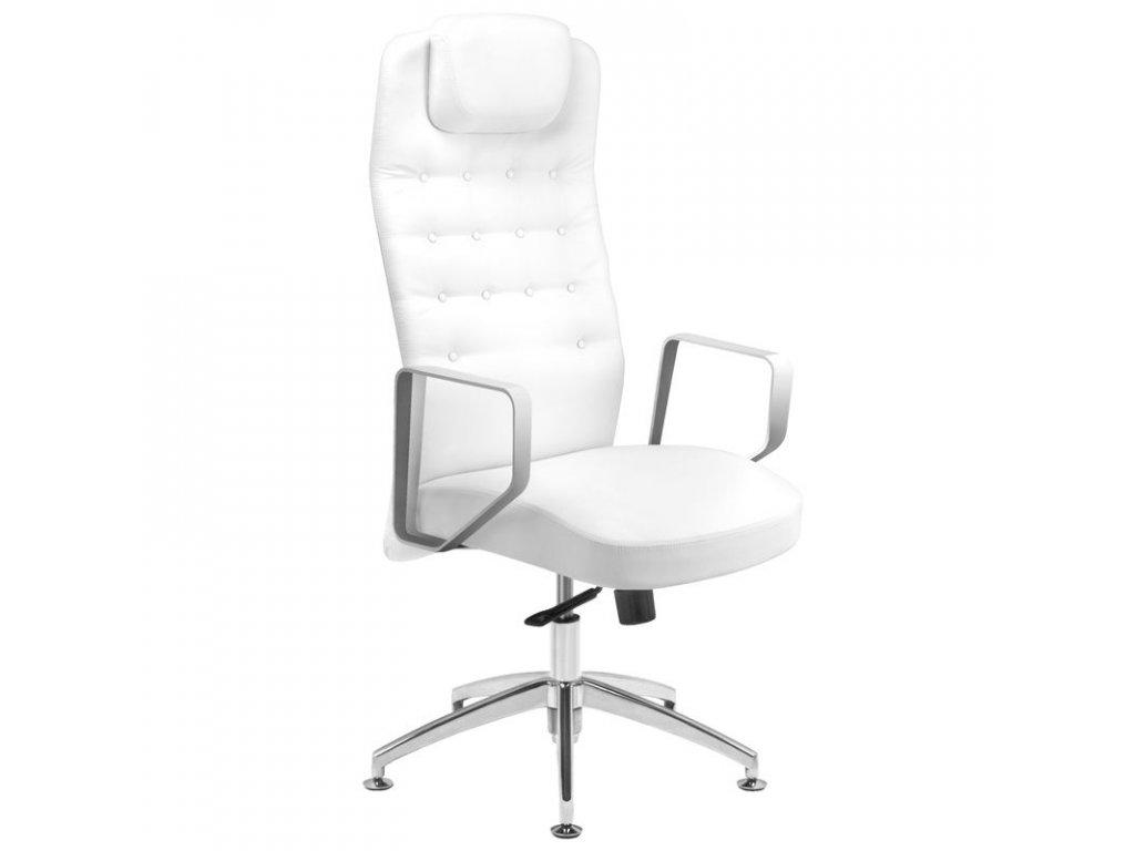 Kosmetická židle  RICO 199 pro manikúru a pedikúru