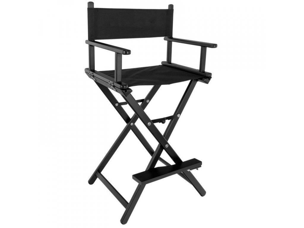 MAKE-up židle skládací GLAMOUR