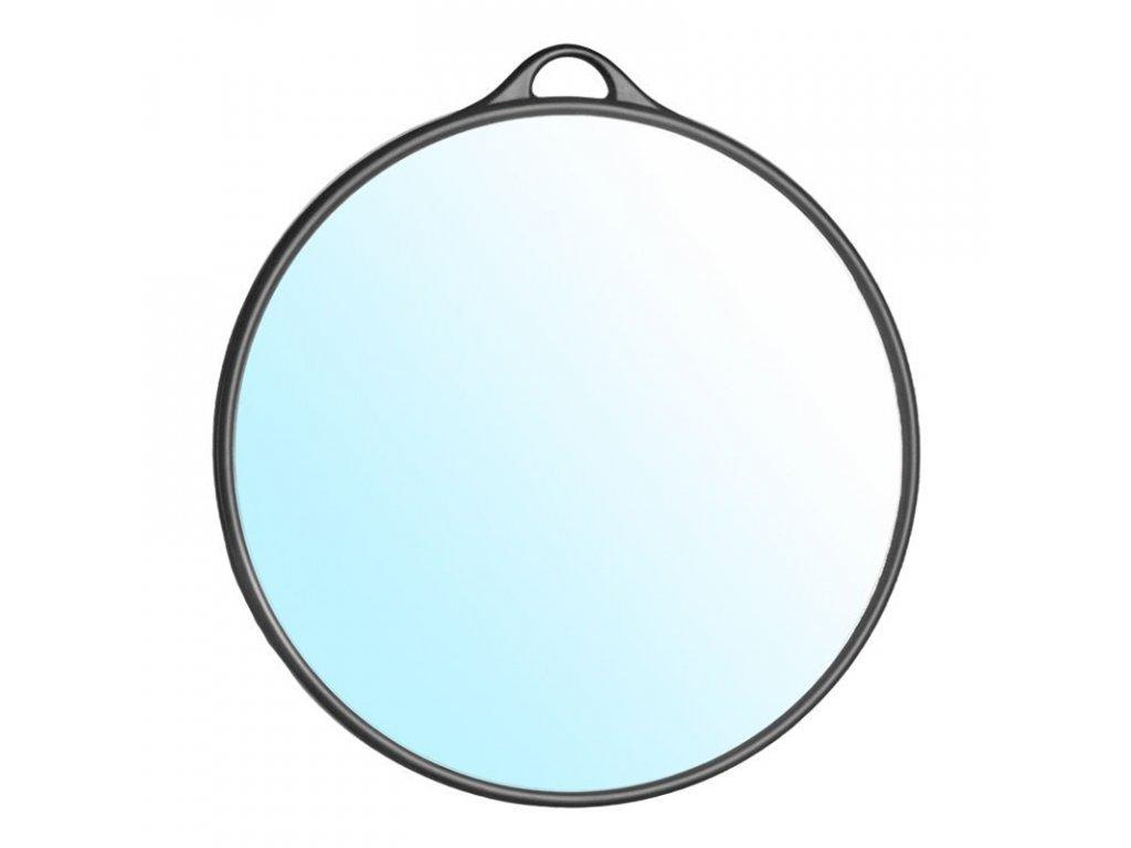 Kadeřnické zrcadlo černé
