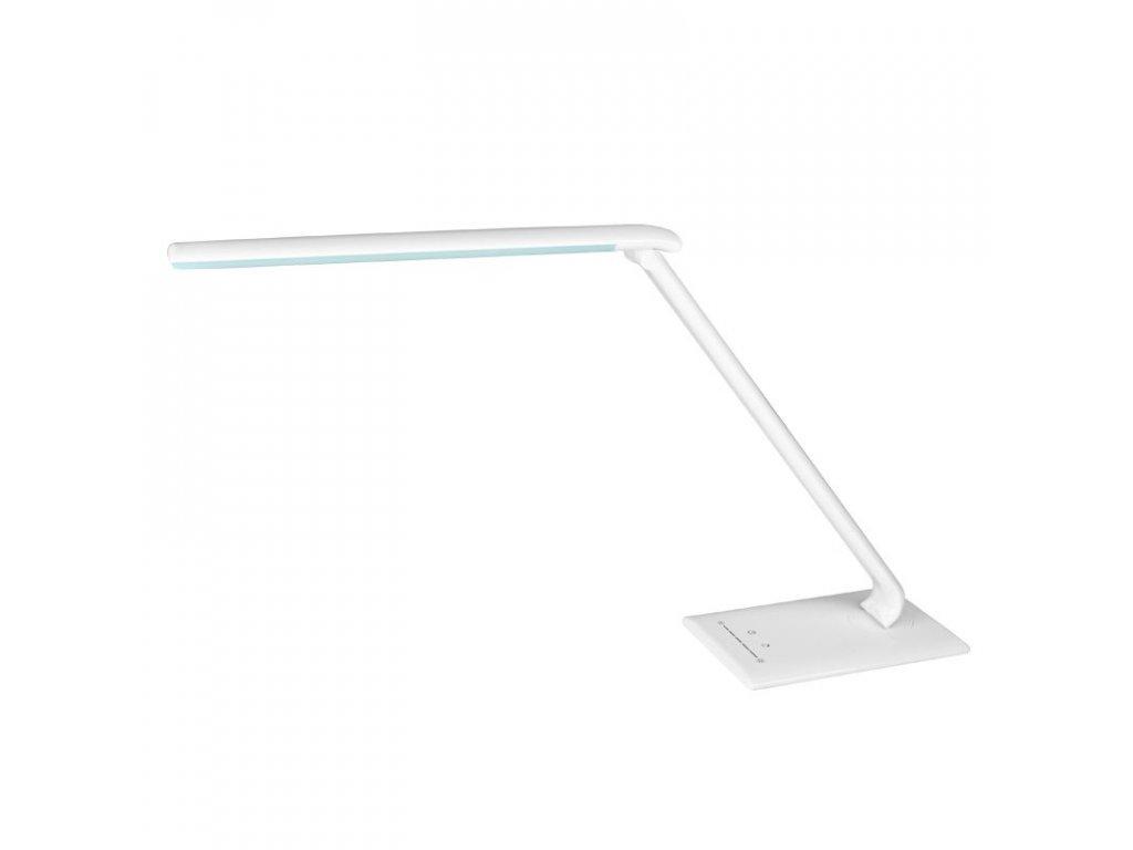 LED stolní lampa ELEGANTE 7W bílá
