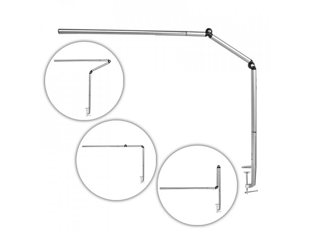LED stolní lampa YOGA
