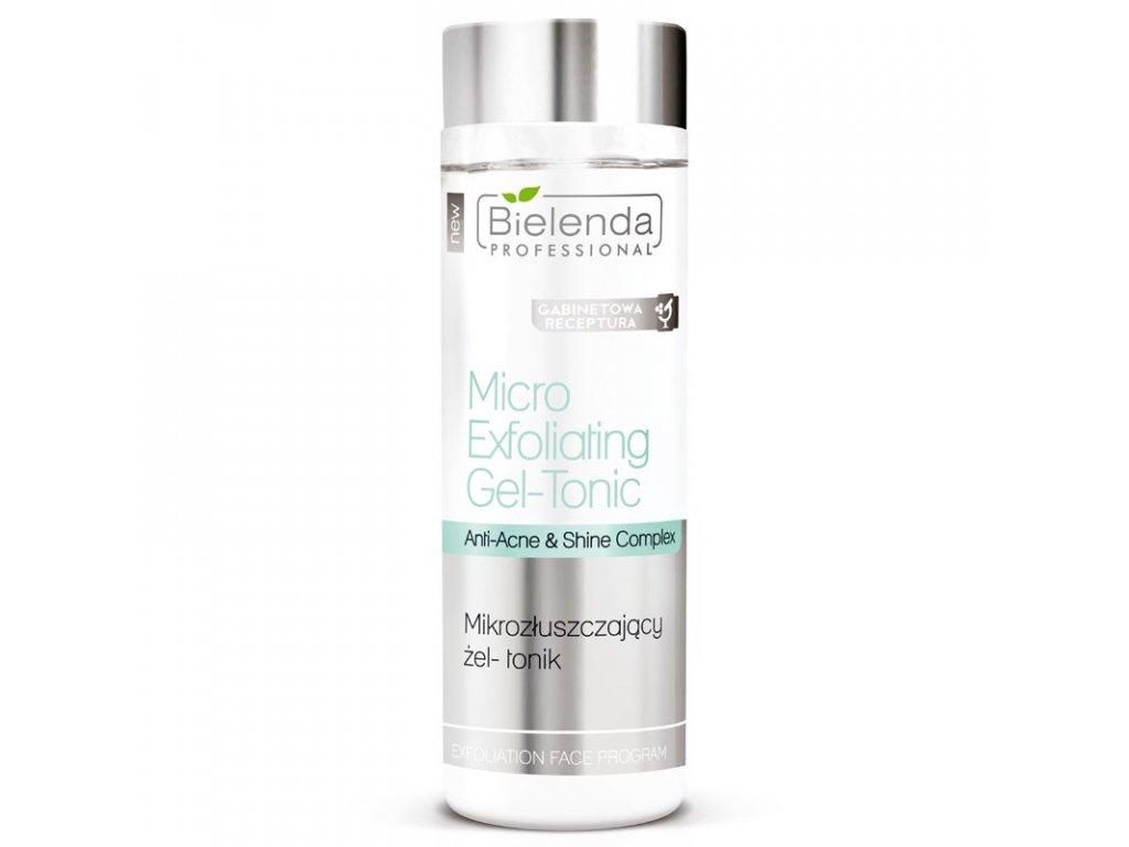 BIELENDA Micro exfoliační gel - tonikum 200g
