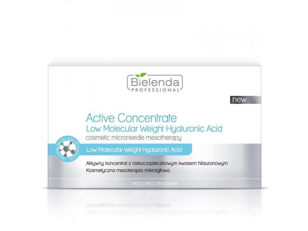 BIELENDA Aktivní koncentrát s nízkou molekulovou hmotností kyselinou hyaluronovou 10x3ml