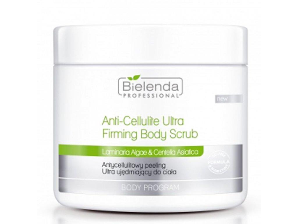 BIELENDA Anticelulitidní tělový peeling, ultra zpevňující 550 g