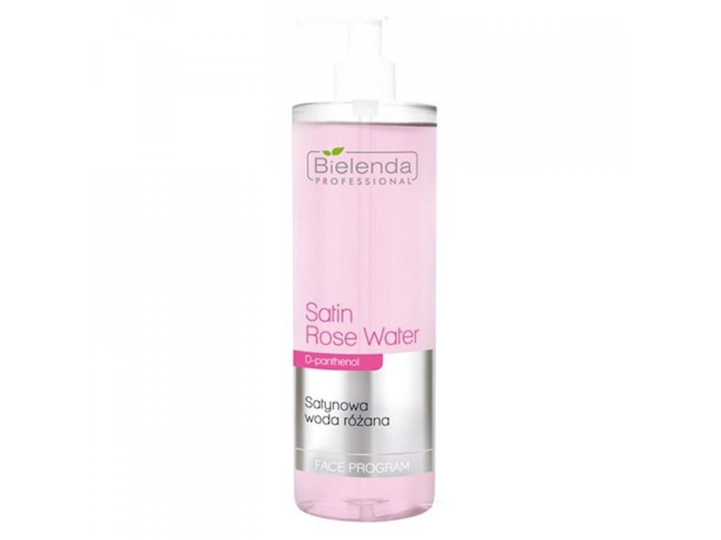 BIELENDA Růžová saténová voda 500ml