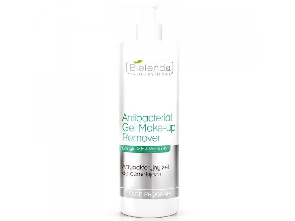 BIELENDA Antibakteriální odličovací gel na obličej 200g
