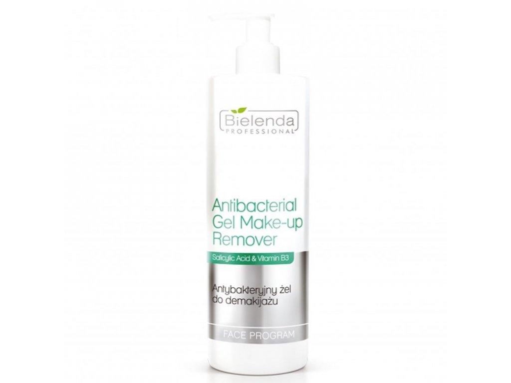 BIELENDA Antibakteriální odličovací gel 500g