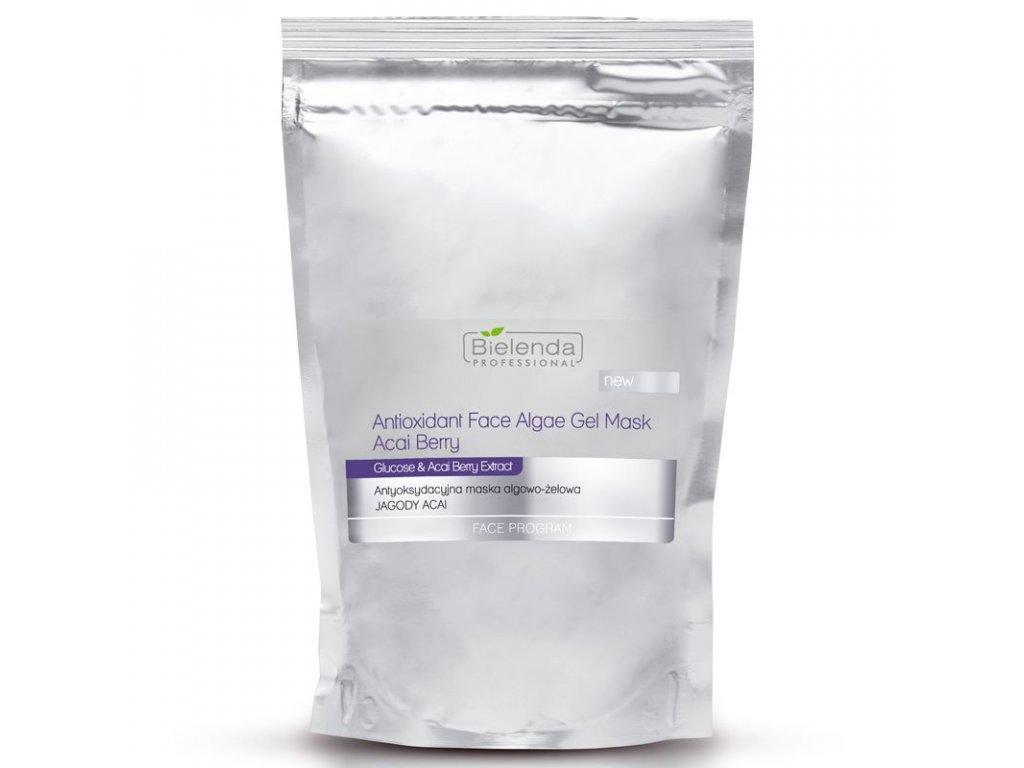 BIELENDA Antioxidační řasová gelová maska ACAI BERRIES 190g