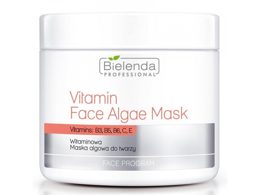 BIELENDA maska z vitamínových řas 190g