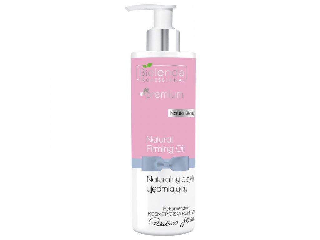 BIELENDA Natural Beauty Přírodní zpevňující olej 190ml
