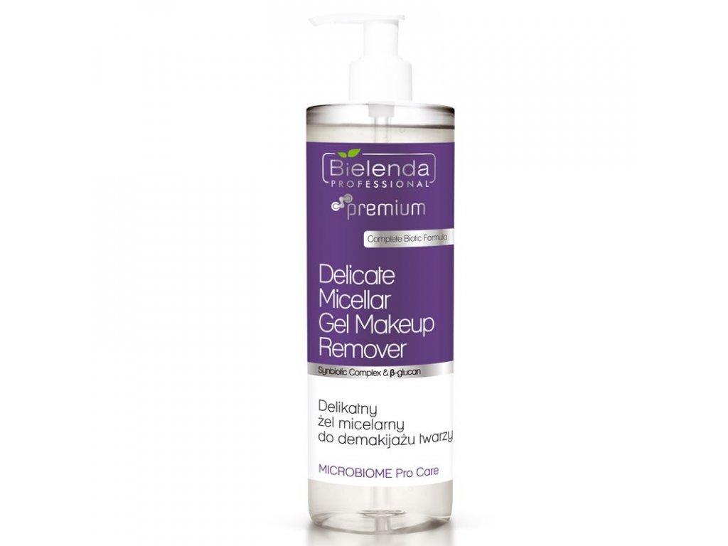 BIELENDA MICROBIOME Pro Care Jemný micelární čisticí gel 500ml