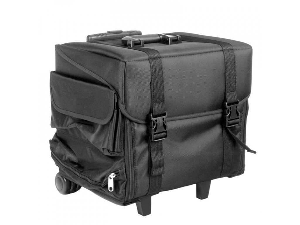 Kosmetický kufr LOOK 506BT černý