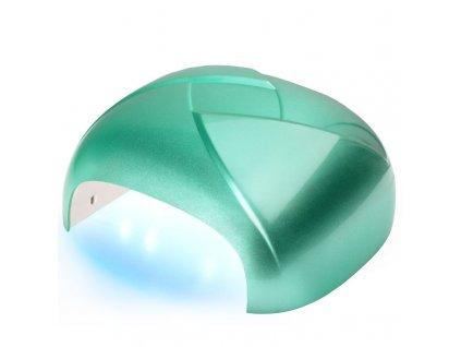 Lampa na nehty TWISTER UV DUAL LED 36W časovač + SENSOR zelená
