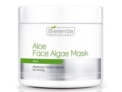 BIELENDA  maska na obličej z aloe 190g