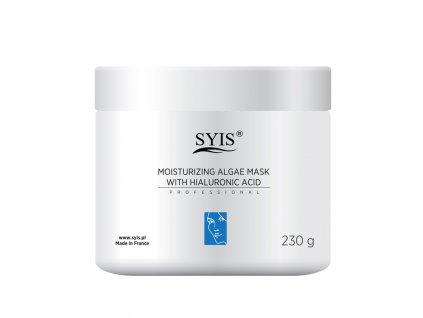 SYIS Alginátová hydratační maska s kyselinou hyaluronovou 230 g