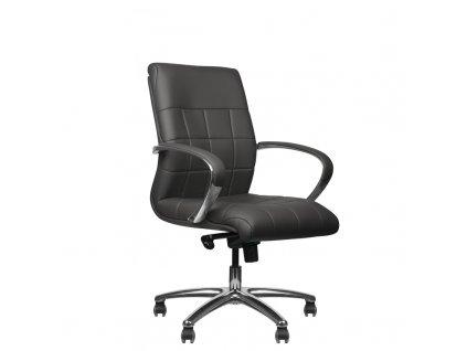 Kosmetická židle RICO 517B šedý