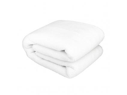 Elektrická deka 150x80 bílá polar