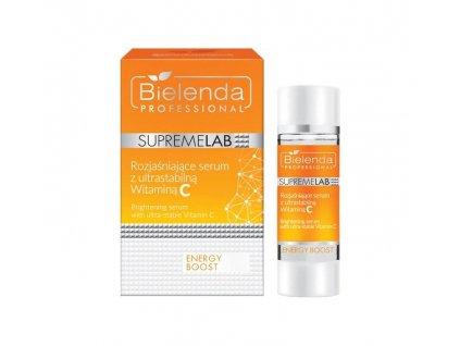 BIELENDA Energy Boost rozjasňující sérum se stabilním vitamínem C 15 ml